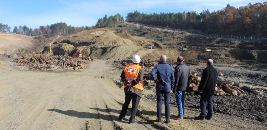 U toku pripremni zemljani radovi za izgradnju deponije u Živinicama