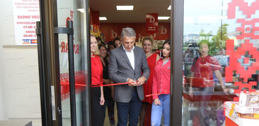 Svečano otvorena nova Bazar poslovnica na Otoci