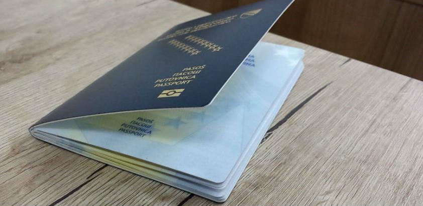 Raspisan novi tender za izradu pasoških knjižica