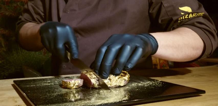 U Bosnu i Hercegovinu stigao trend kuhanja sa zlatom