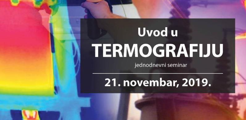 IUS: Uvod u termografiju - pogled u nevidljivo