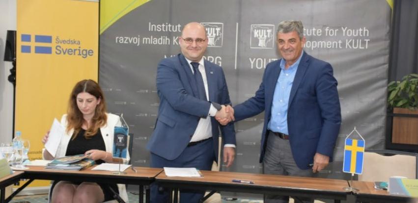 Općina Centar sa Institutom Kult finansira pokretanje biznisa za mlade