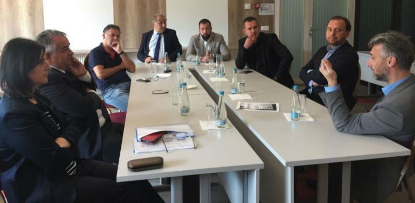 Vlada KS i Općina Trnovo zajedno rade na implementaciji turističkih projekata