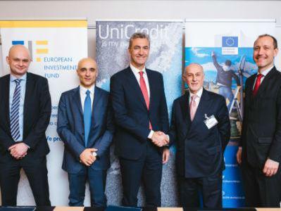 EIF i UniCredit: 160 miliona eura za inovativna MSP u regiji