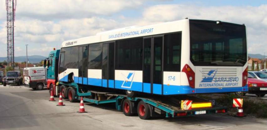 Sarajevski aerodrom nabavlja niskopodne autobuse vrijedne 1,5 miliona KM
