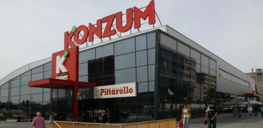 U Hrvatskoj počelo zatvarnje 'Konzumovih' prodavnica