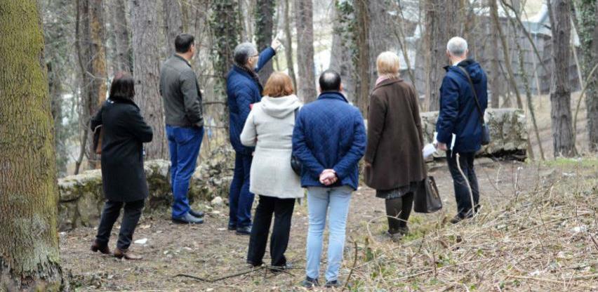 Nastavljen projekt sanacije u kompleksu Slana Banja u Tuzli