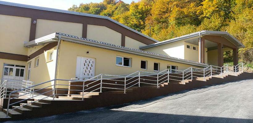 Kompanija Miličevićzavršila prvu fazu radova na uređenju sportske dvorane