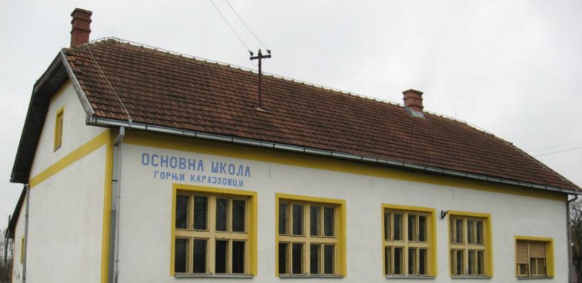 Za obnovu škole u Gornjim Karajzovcima izdvojena 21.000 KM