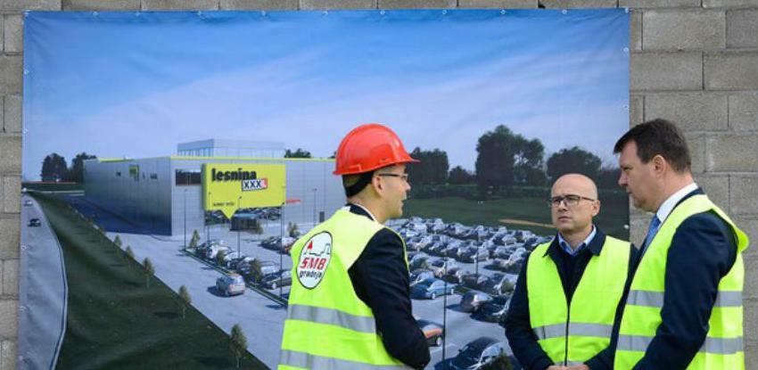 """""""Lesnina"""" gradi robnu kuću u Novom Sadu vrijednu 20 miliona eura"""