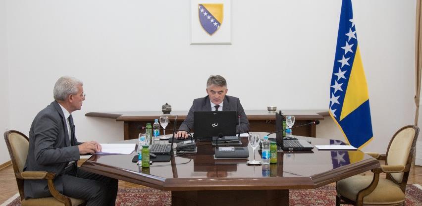"""Predsjedništvo BiH odobrilo održavanje vježbe """"EUFOR-Brzi odgovor 2021."""""""