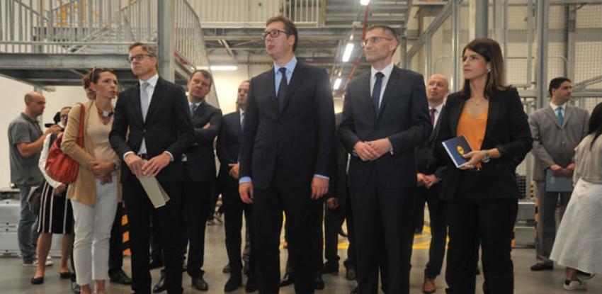 Lidl stigao u Srbiju – Otvoren logistički centar u Novoj Pazovi