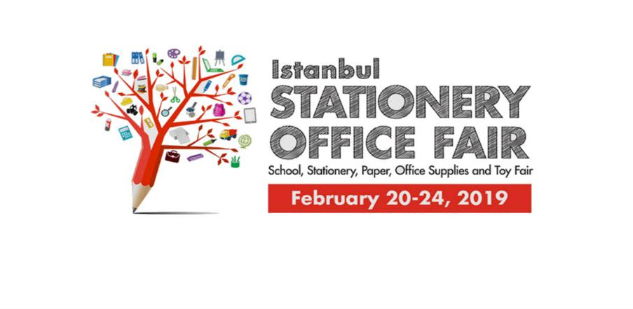 ISTANBUL STATIONERY OFFICE 2019