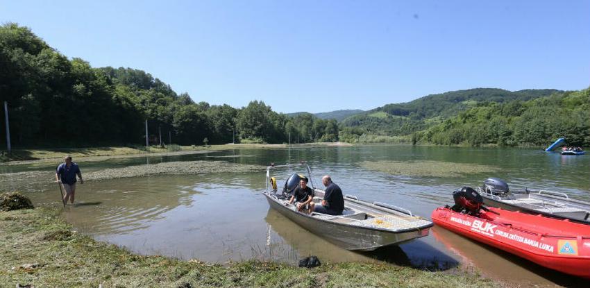 Počela akcija čišćenja terena za turističko-rekreativni kompleks Manjača