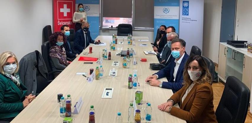 Potpisan ugovor za pokretanje mini sirane u Podrašnici u opštini Mrkonjić Grad