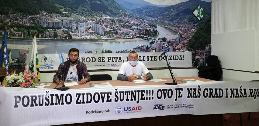 Poništena urbanistička saglasnost i odobrenja za građenje obaloutvrde u Goraždu