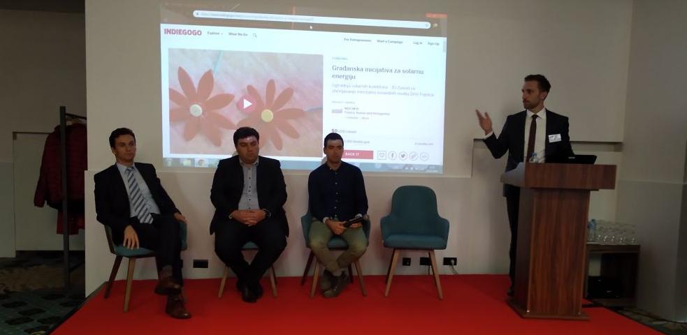 Pokrenuta prva građanska inicijativa finansiranja energetskih projekata u BiH