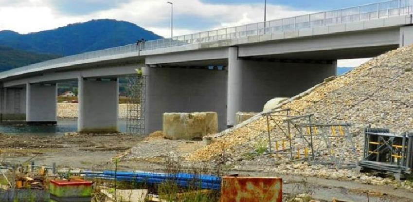 """Kod mosta """"Bratoljub"""" počela izgradnja graničnog prelaza"""