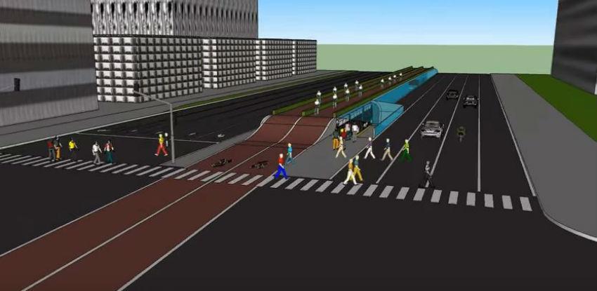 Profesor Lindov razvio inovativna rješenja budućeg saobraćaja u Sarajevu