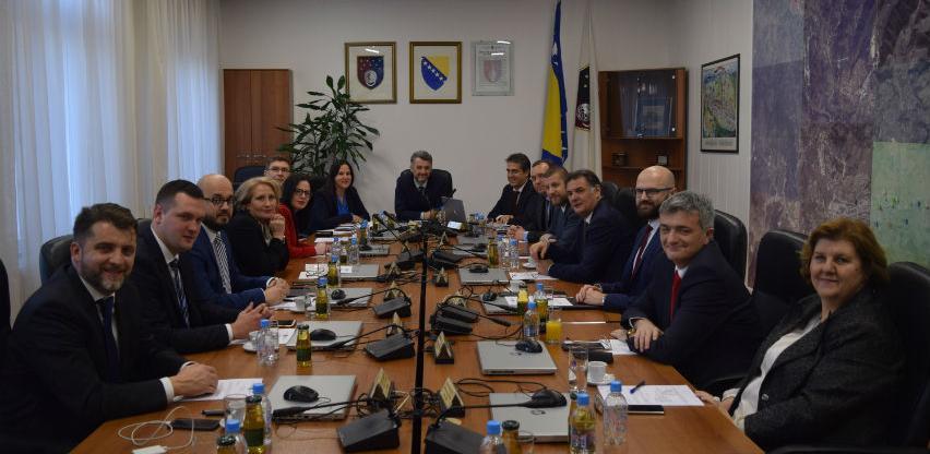 Vlada Kantona Sarajevo predložila novi budžet KS od 1.055.753.000,00 KM
