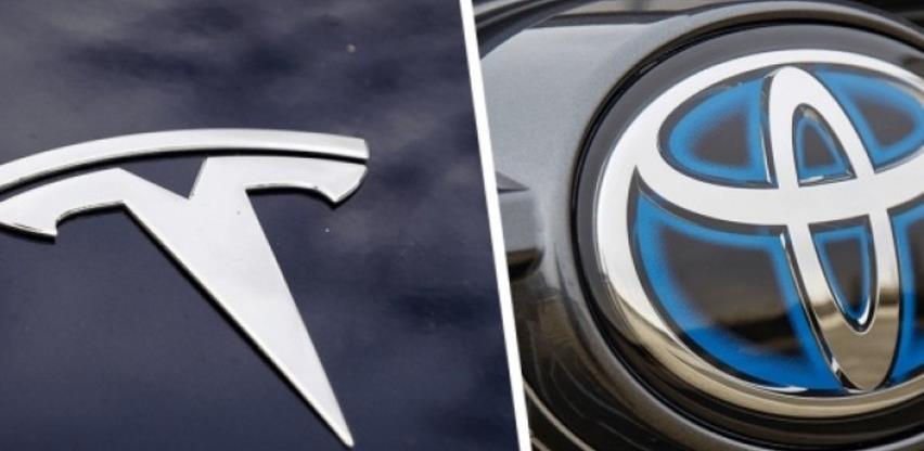 Toyota i Tesla mogli bi postati partneri