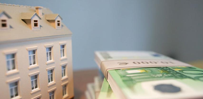 Za koliko se može kupiti najjeftinija kuća u BiH