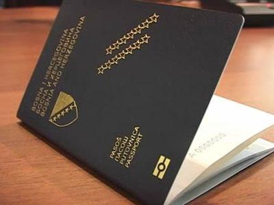 Od oktobra novi pasoši u BiH