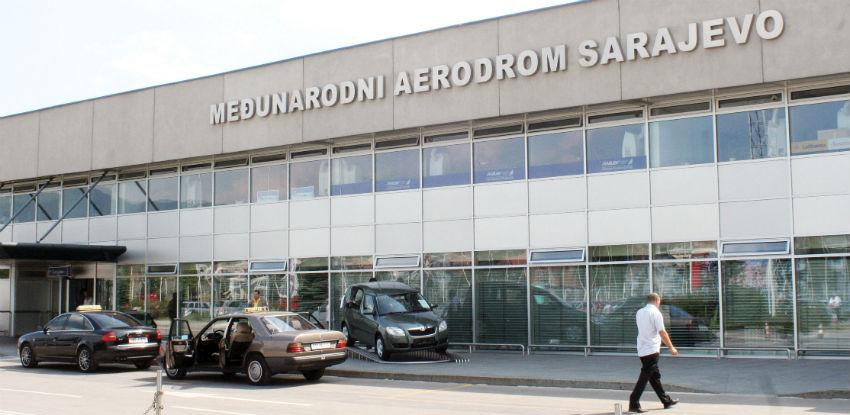 U prva četiri mjeseca na sarajevski aerodrom 15,5 posto više putnika nego lani