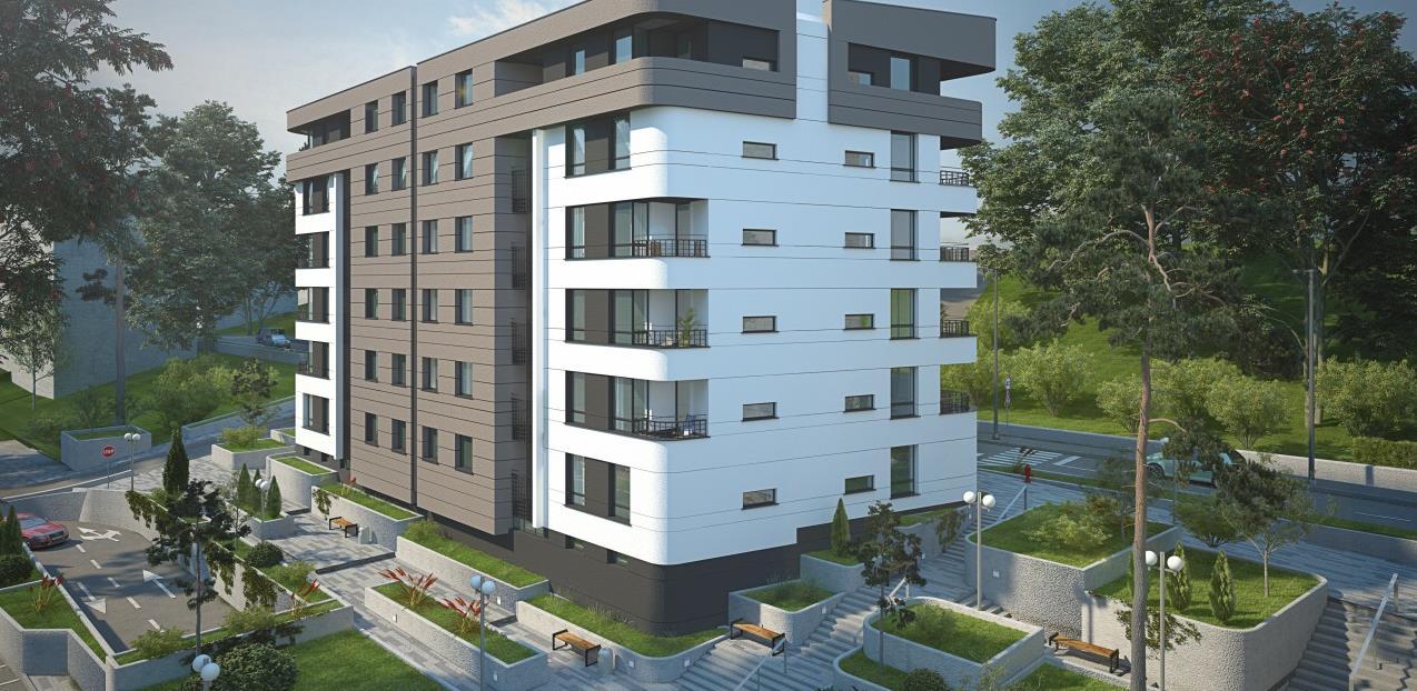 INPROZ Group počinje gradnju stambenog objekta na Slatini i luksuznog hotela