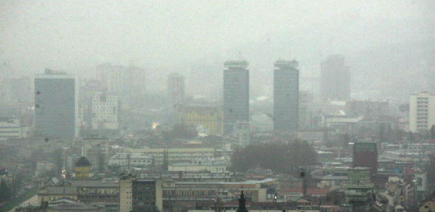 """Zbog pogoršanja kvaliteta zraka Vlada KS proglasila """"Upozorenje"""" u svim zonama"""