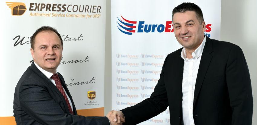 EuroExpress brza pošta i Express Courier obilježavaju prvu godinu partnerstva