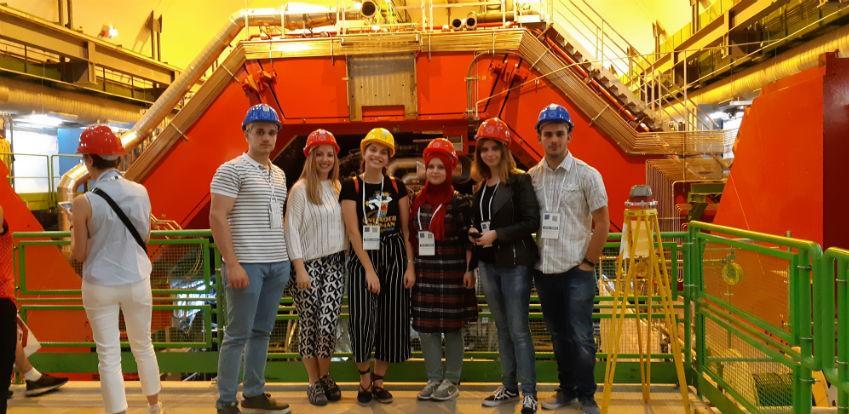 Studenti sarajevskog Mašinskog fakulteta uspješno završili prvu posjetu CERN-u