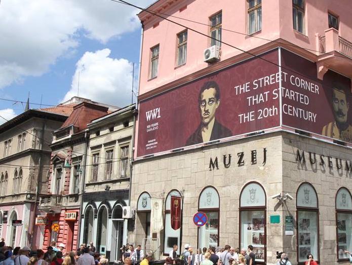 Pokrenute turističke ture koje predstavljaju Sarajevo iz 1914. godine