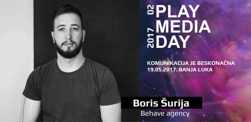 Boris Šurija: Pažnja i ponašanje - dvije glavne valute marketinga