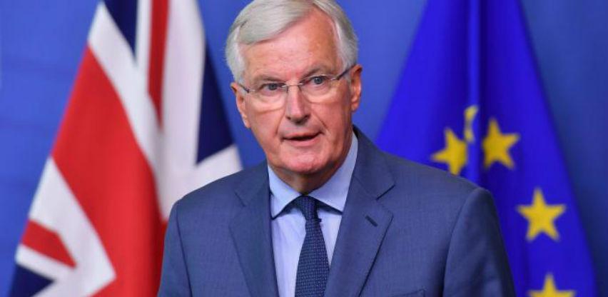 Barnier nije impresioniran prijetnjama Brexitom bez sporazuma