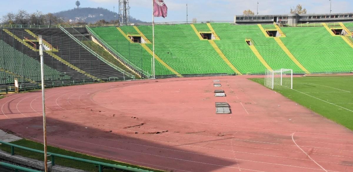Općina Centar planira gradnju novog atletskog poligona i dvorane na Zetri