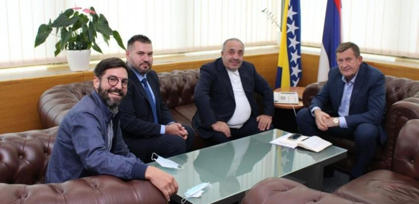 Mitrović s predsjednikom turske kompanije Tasyapi o autoputu Sarajevo-Beograd