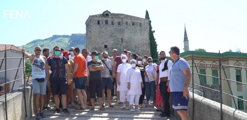 Vapaj iz Mostara: Turistički radnici traže otvaranje granica