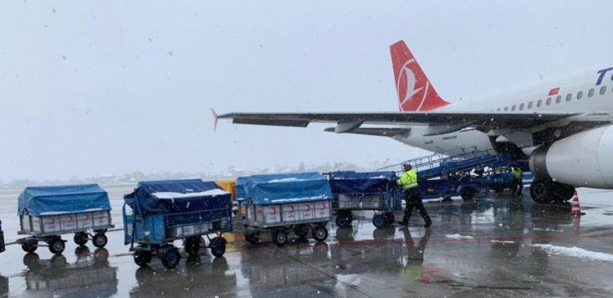 Stigla pomoć iz Turske: Saradnja i solidarnost jedini način za uspjeh