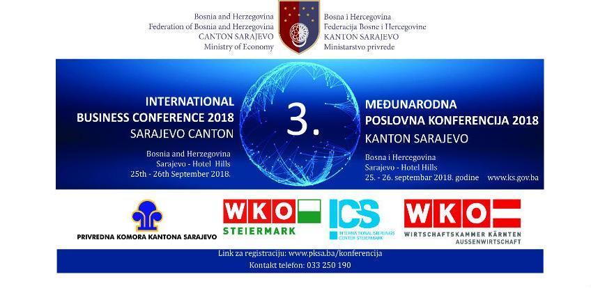 Panel diskusije i bilateralni susreti na Međunarodnoj poslovnoj konferenciji