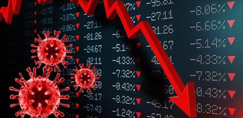 Pad njemačke ekonomije veći od očekivanog