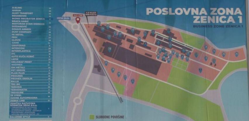 Raste interes investitora za ulaganja u Zenicu, novi projekti u Poslovnoj zoni