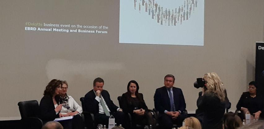Deloitte panel: Različitost i inkluzija - Upravljanje talentima