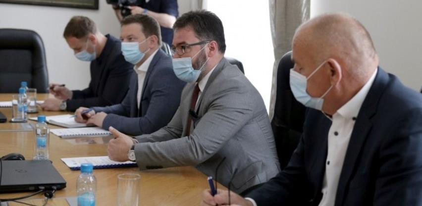 Košarac: Diplomatskim aktivnostima obustaviti gradnju deponije na Trgovskoj gori