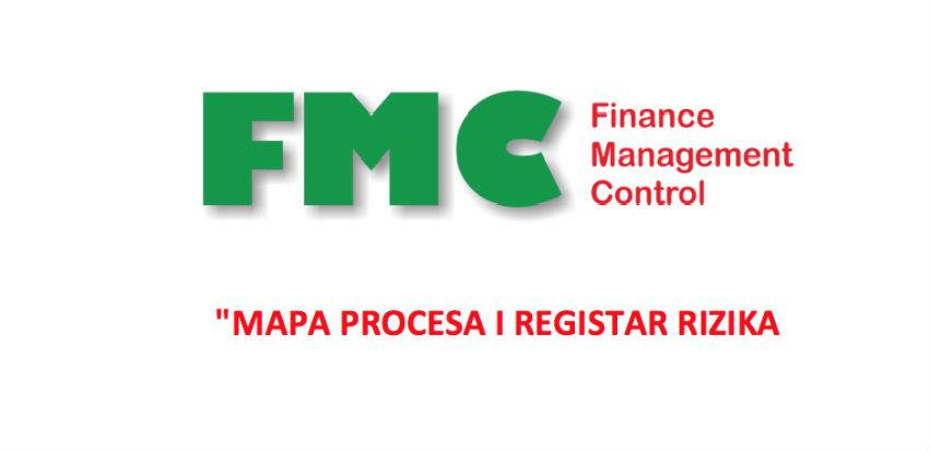 "Agencija FMC organizuje seminar ""Mapa procesa i registar rizika"""