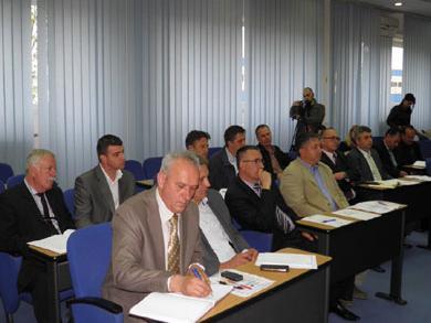 Poticajni projekti iz namjenskih sredstava dobili podršku 13 načelnika