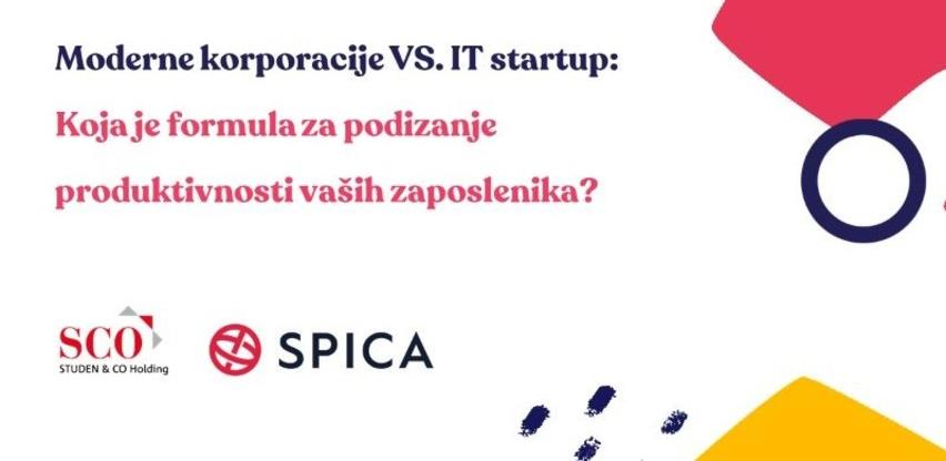 Moderne korporacije VS. IT startup: Koja je formula za podizanje produktivnosti vaših zaposlenika?