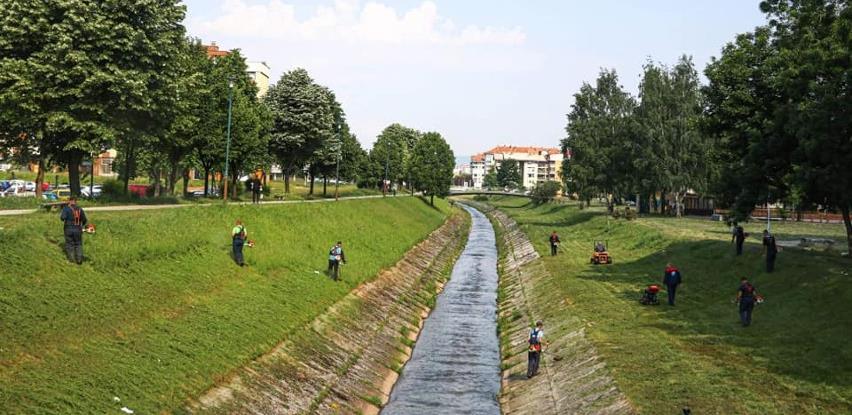 Uređenje i košnje zelenih površina na prostoru općine Novi Grad