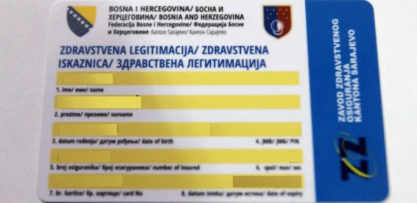 Kada će građani KS dobiti elektronske zdravstvene legitimacije