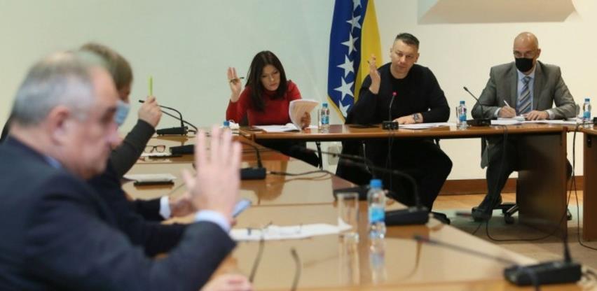 Komisija PSBiH podržala uvođenje jedinstvenog broja 112 na teritoriji BiH